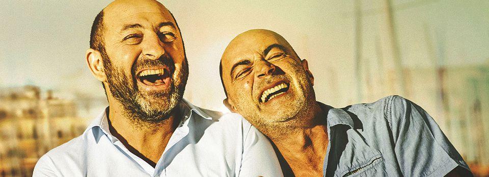 Kad Merad &amp&#x3B; Patrick Bosso nous envoient un rayon de soleil de Marseille!