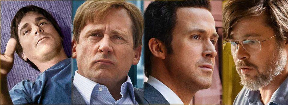 RDV dans votre salon avec Ryan Gosling, Brad Pitt et Christian Bale!