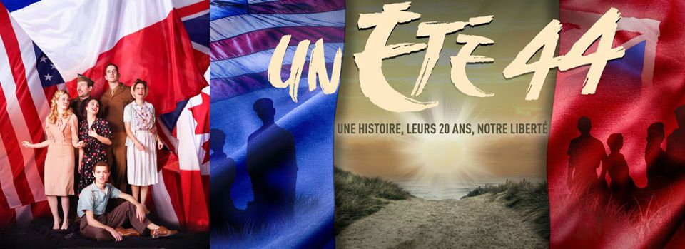 Un spectacle musical exceptionnel : UN ETE 44.