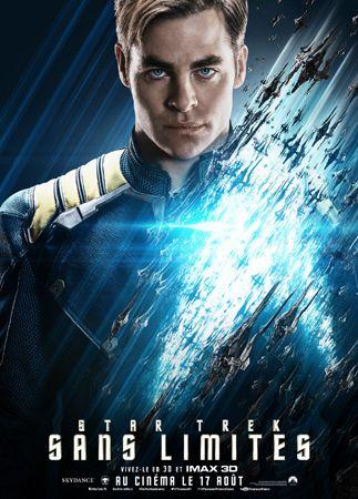 Star Trek Sans Limites, découvrez tous les personnages!