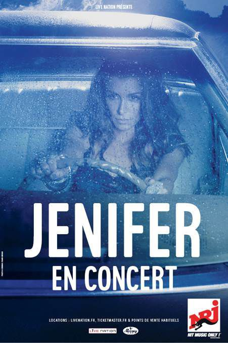 Jenifer dans un &quot&#x3B;Paradis Secret&quot&#x3B;