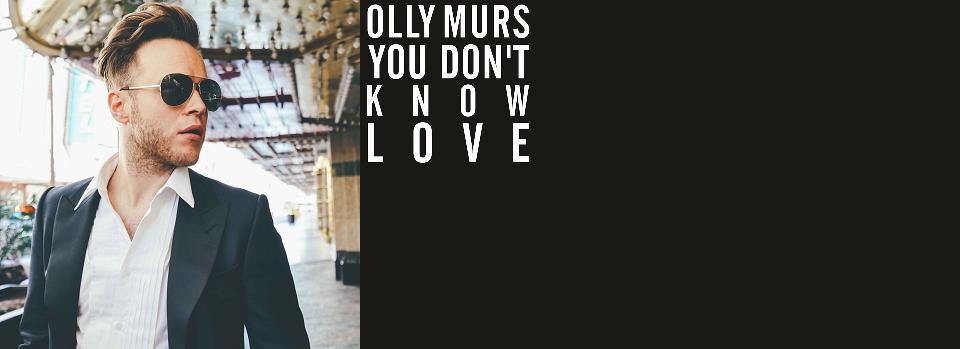 Olly Murs : Son nouveau single est déjà un succès