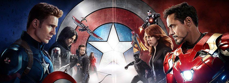 Avant-Première digitale en Septembre pour Captain America: Civil War
