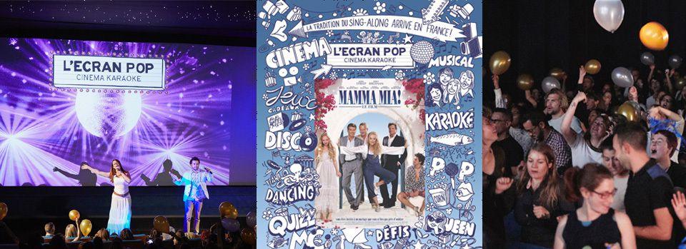 Immense succès pour la version ciné/karaoké de Mamma Mia