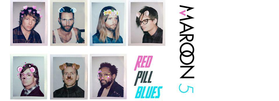 Maroon 5, découvrez le nouvel album événement !