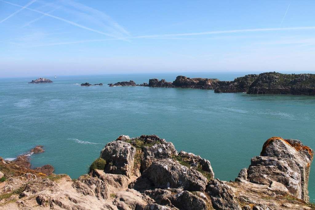 1 - Un petit tour en Bretagne via la baie du Mont-Saint-Michel