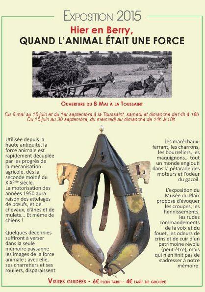 Une exposition à découvrir au château du Plaix