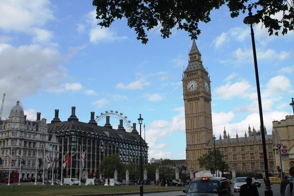Westminster : abbaye, palais, cathédrale, ...