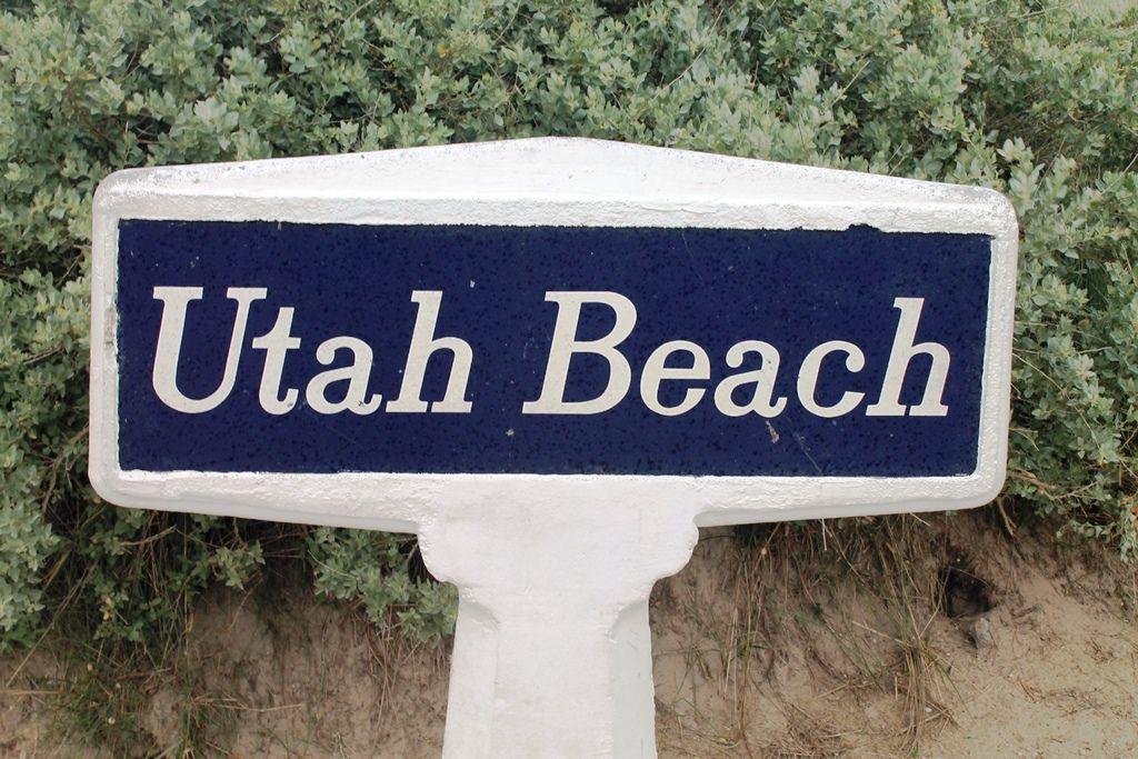 Utah Beach, Sainte-Mère- Eglise ... le Débarquement raconté à notre vacancière