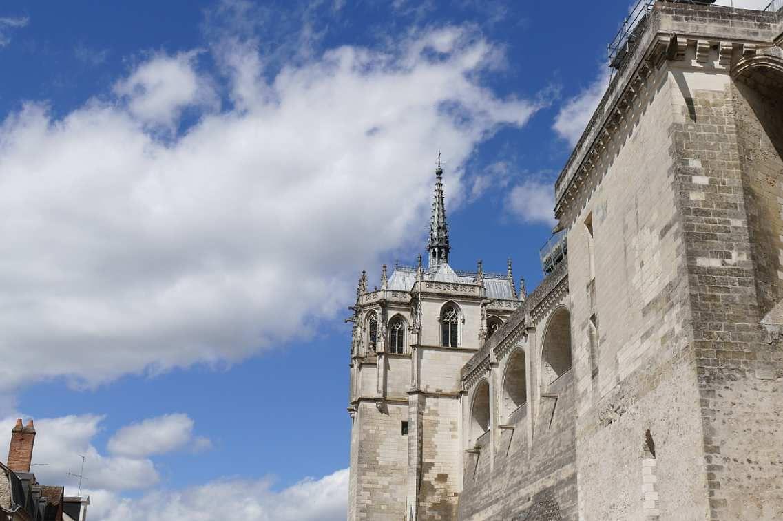 La Chapelle Royale vue de la tour Heurtault, photo lavieb-aile.