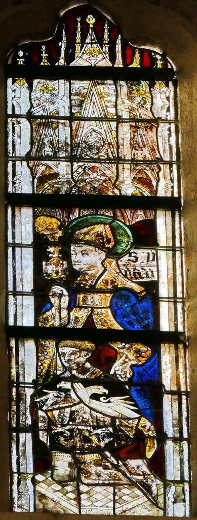 Lancette C Baie 108 Choeur De La Cathedrale