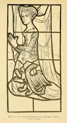 Louis Ottin, Le Vitrail, figure 48.