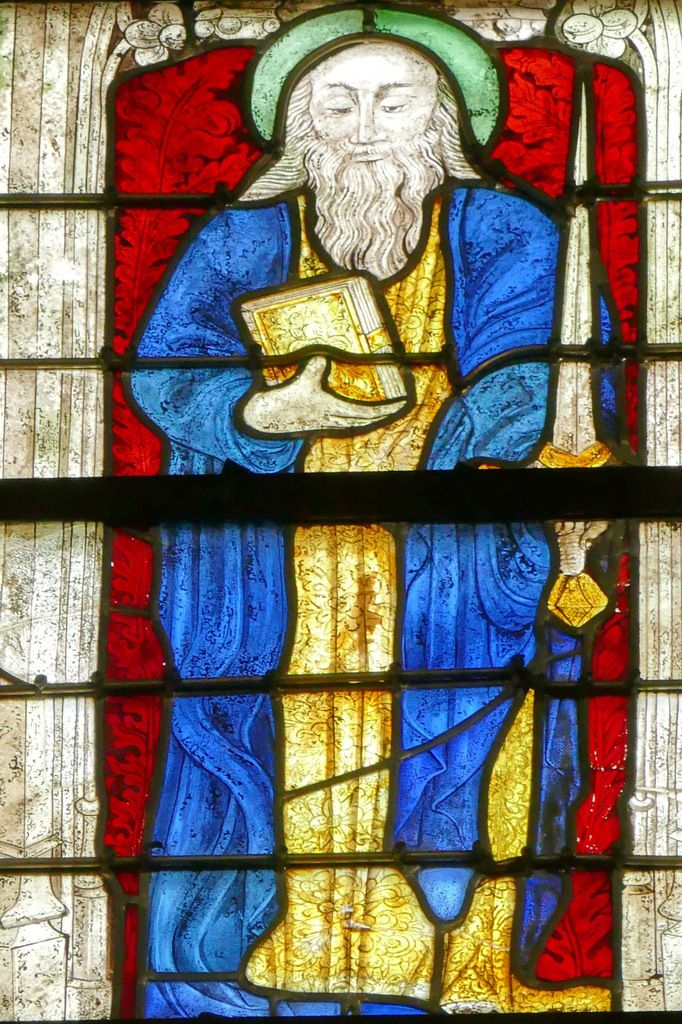 Saint Paul, baie 103, chœur de la cathédrale de Quimper, photo lavieb-aile.