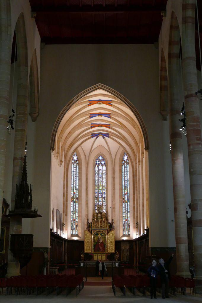 Église des Dominicains , Colmar, photographie lavieb-aile.