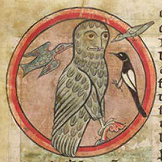 British Library, Harley MS 4751, Folio 47r. Source : http://bestiary.ca/beasts/beast245.htm