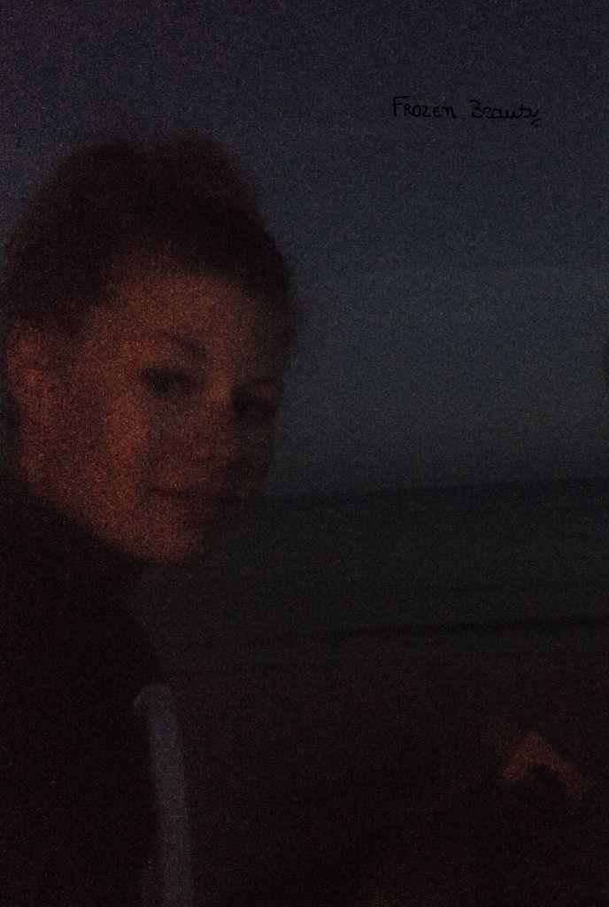 Une soirée à la plage ( moi )