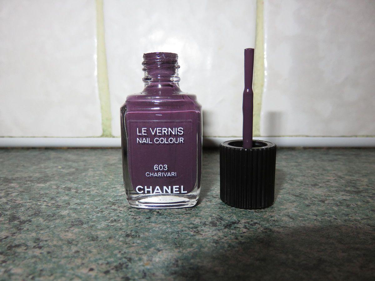 Haul Chanel