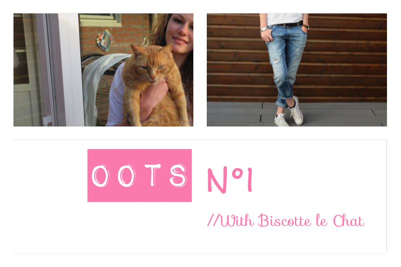 OOTS// Outfit of the season #1  -Spring