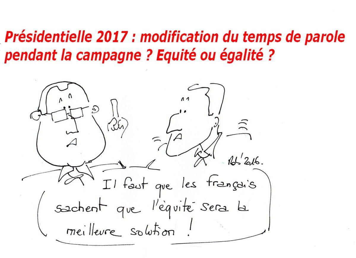 Message caché ? ( et non karcher ! ) http://www.europe1.fr/politique/presidentielle-en-2017-moins-de-paroles-pour-les-petits-candidats-2703139