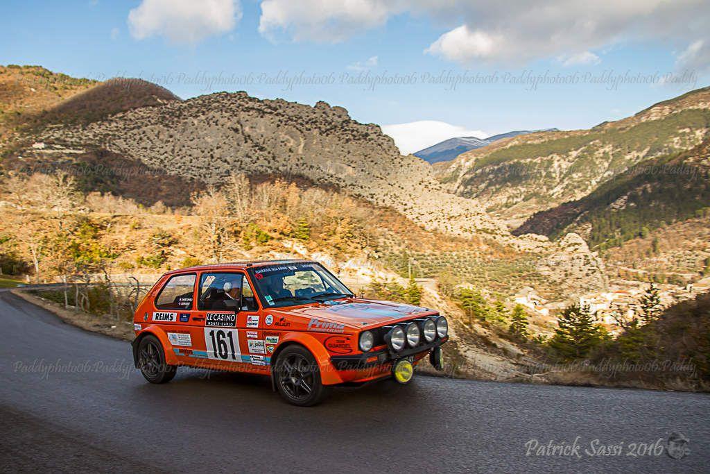 Rallye de Monte Carlo Historique