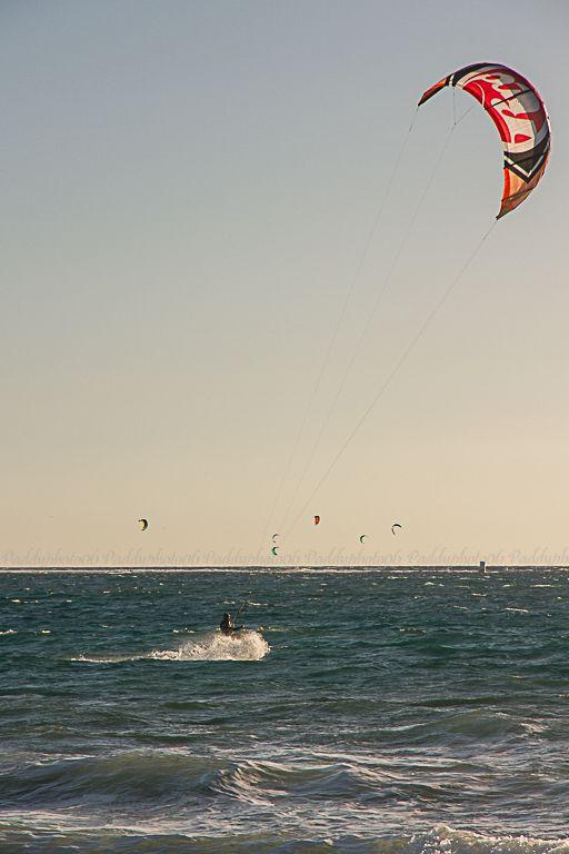 Petite balade au bord de mer venté