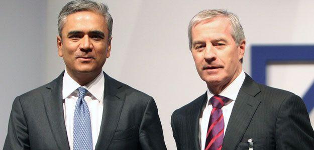 Demasiado extraño: Dimiten los dos copresidentes del Deutsche Bank sin explicaciones sobre las causas de su dimisión