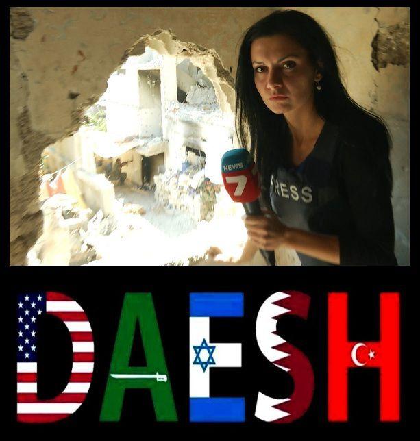 Expulsada la periodista búlgara que descubrió el suministro de armas a terroristas en Siria