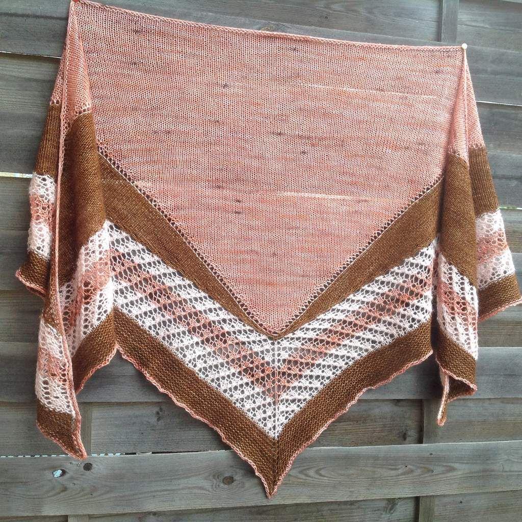 Mélange de laines de mon stock..