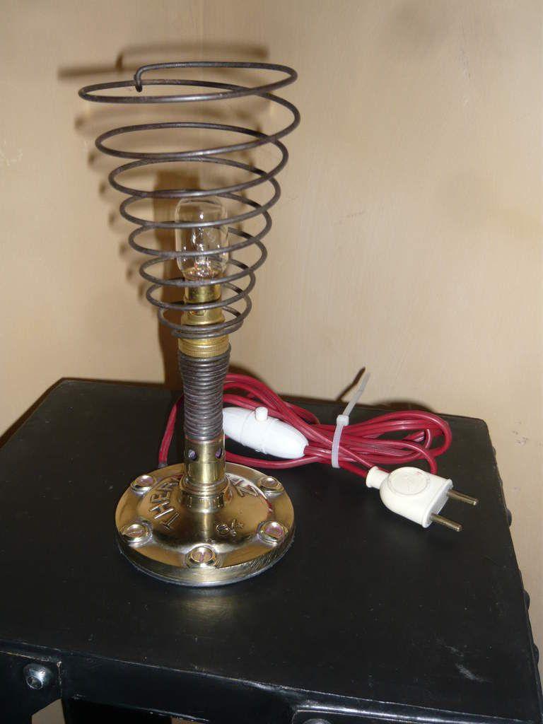 Lampe Thermogaz - 95 euros