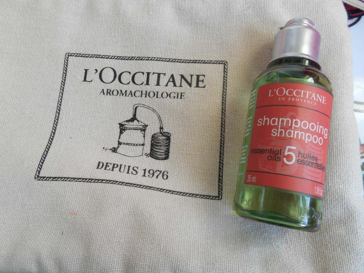 L'Occitane : kit détente