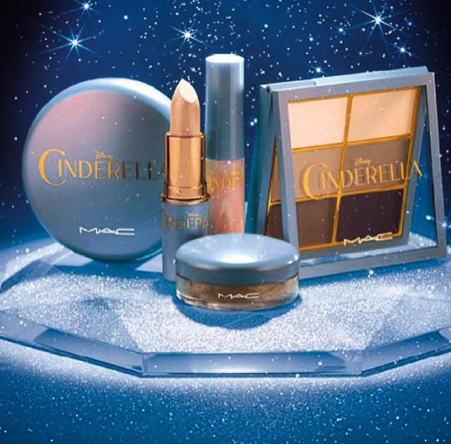 MAC Cinderella collection