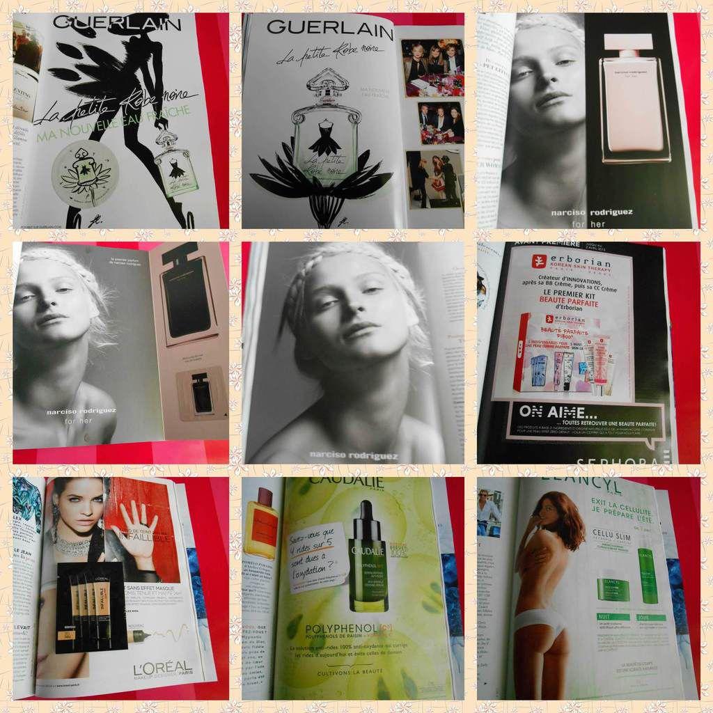 Cosmopolitan versus Glamour : même cible ?