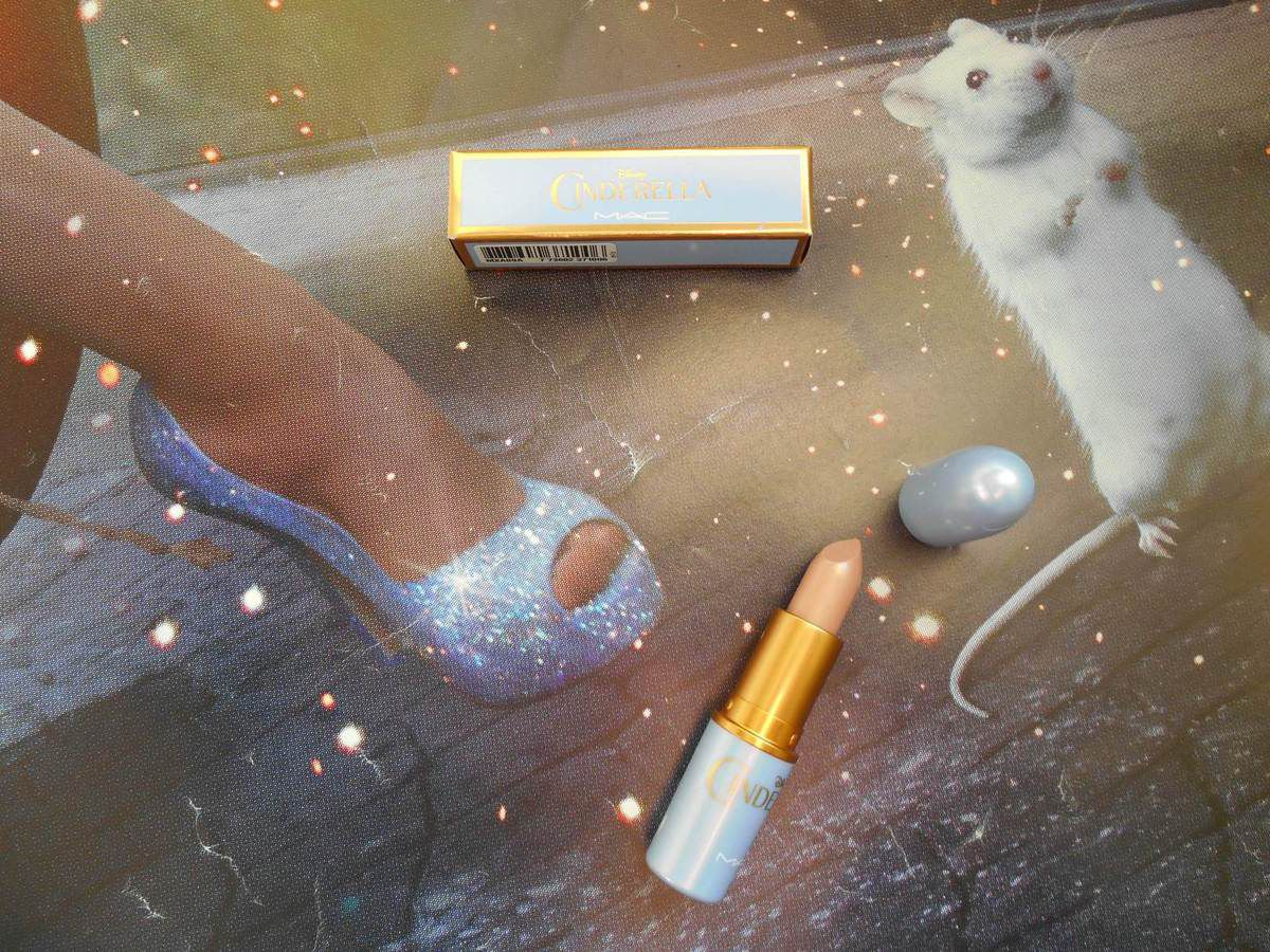 Once upon a time... Cinderella by MAC !