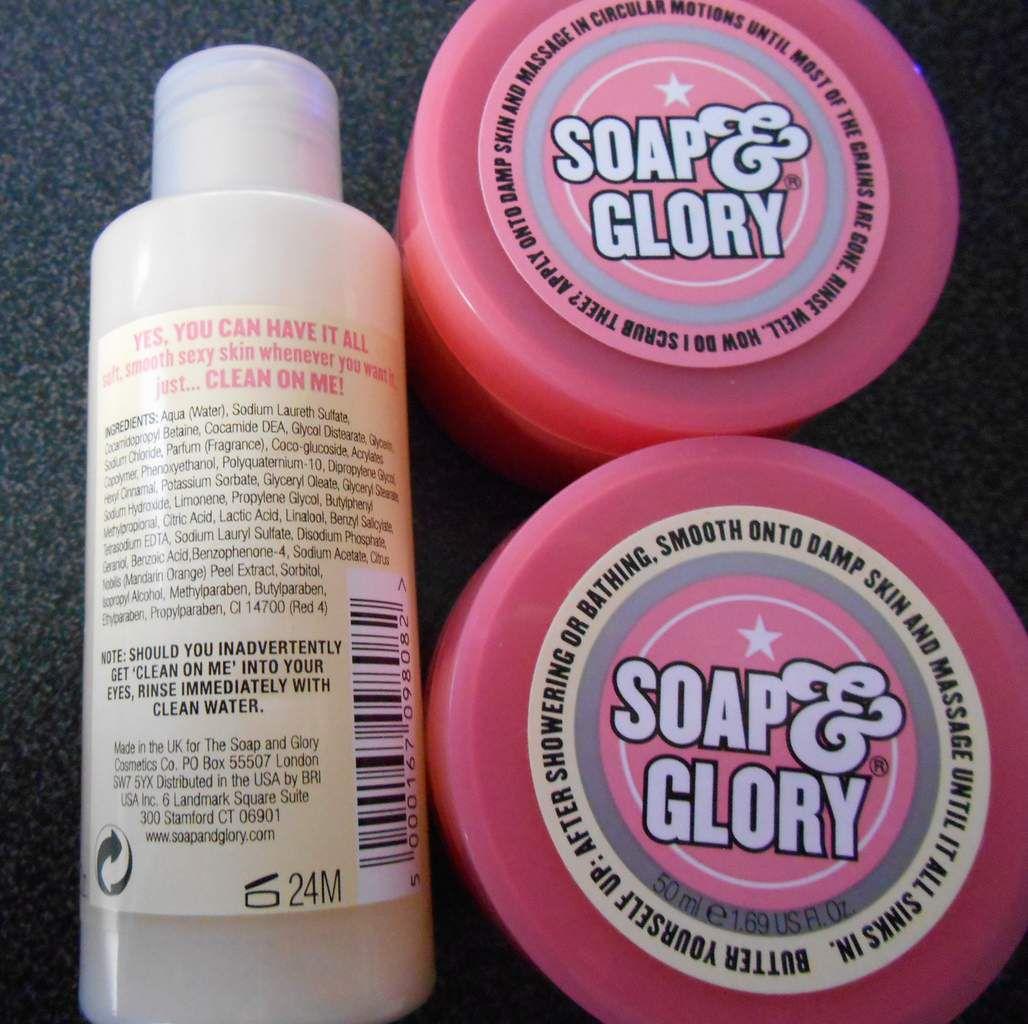 Trio : Soap &amp&#x3B; Glory !