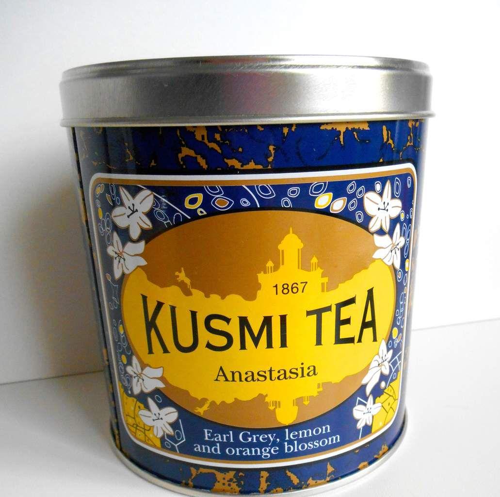Anastasia Kusmi Tea