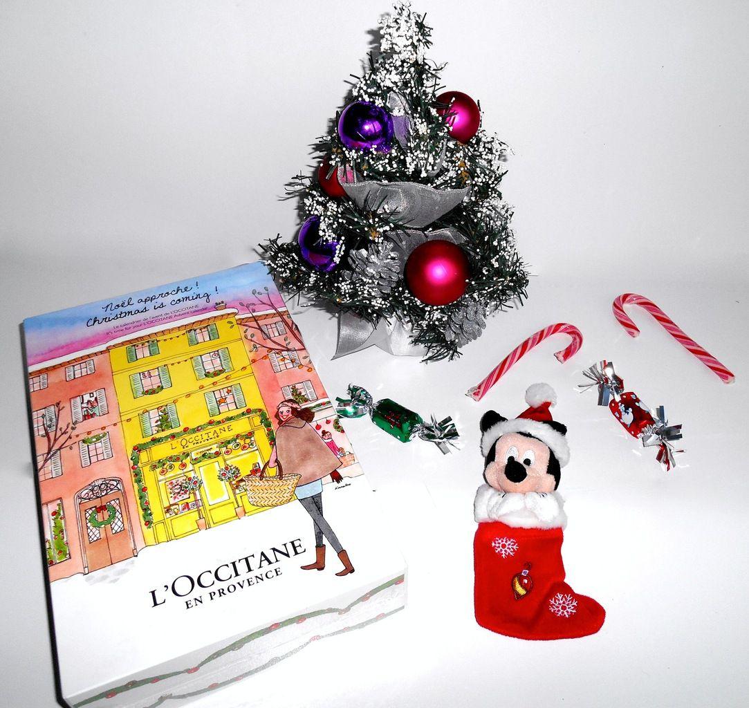 L'Occitane et son calendrier de l'avent : verdict !