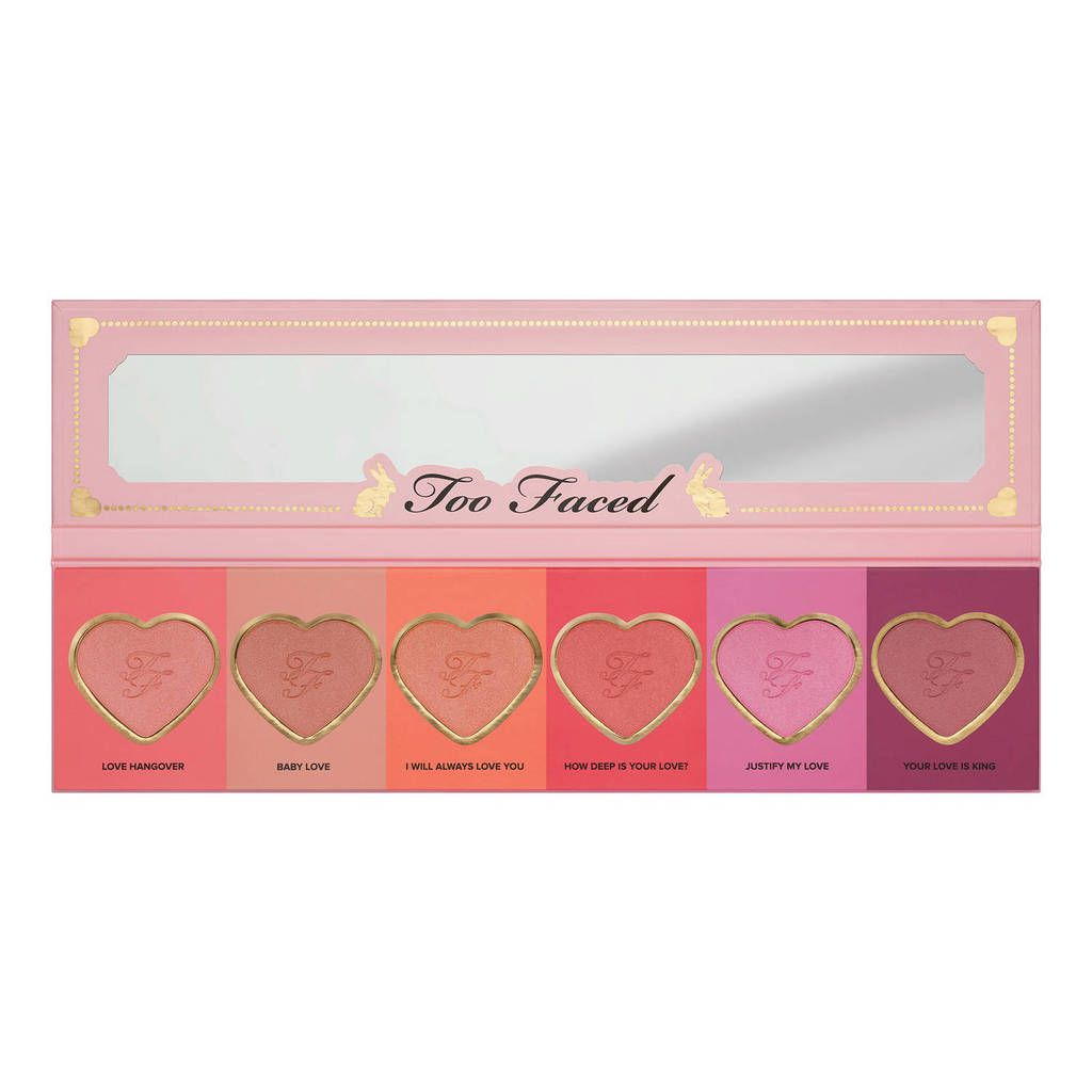 Too Faced Love Flush Blush est dispo ! + code promo 20%