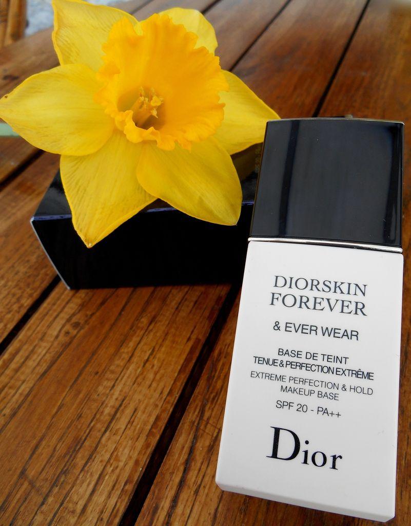 Diorskin Forever Primer Base : la base parfaite ?
