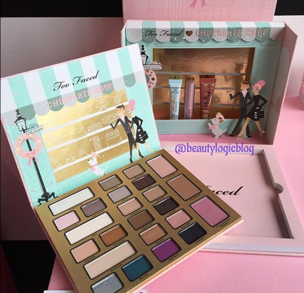 too faced collection noel 2018 date sortie Too Faced collection de Noël 2016 ! Christmas in New York  too faced collection noel 2018 date sortie