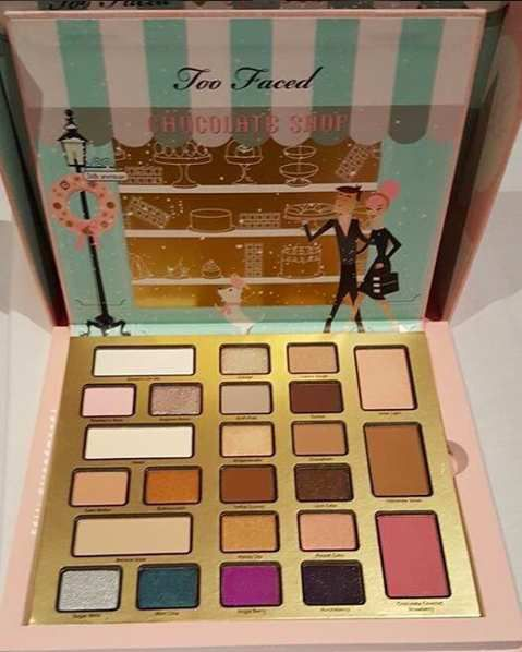 Too Faced collection de Noël 2016 ! Christmas in New York
