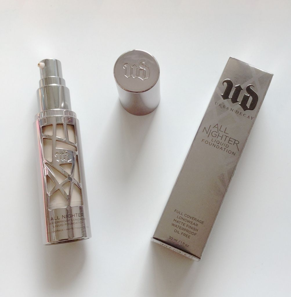 ALL NIGHTER, le must have d'Urban Decay ?