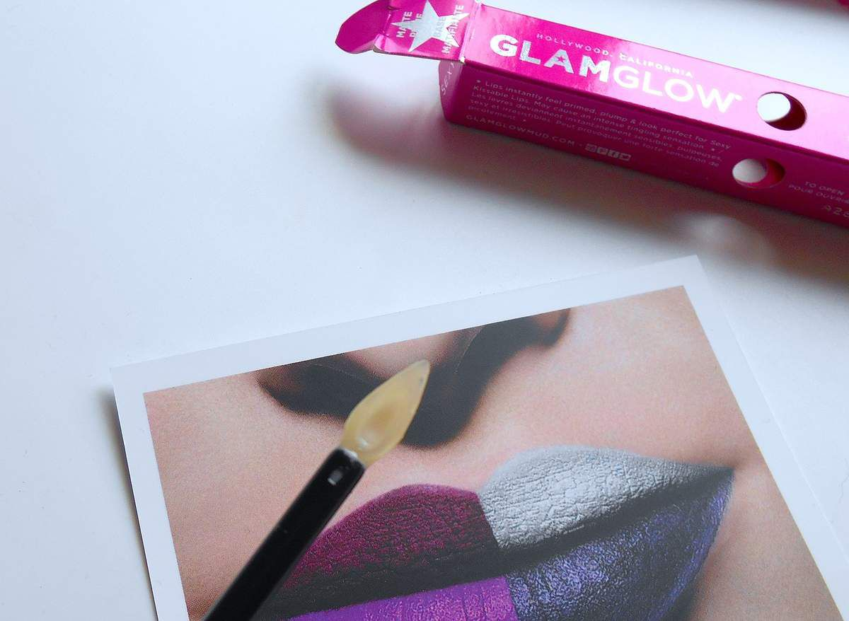 Qui plump mes lèvres ?  Glamglow Plumprageous