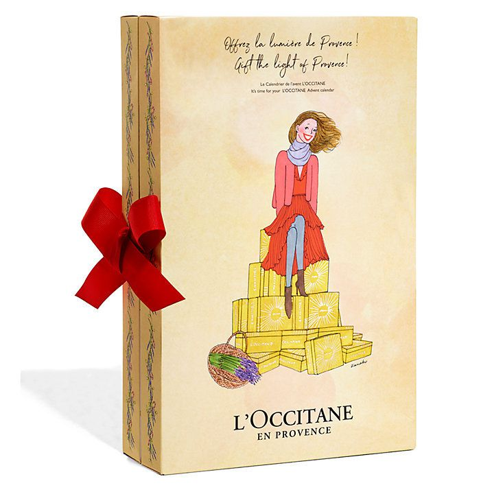 L'Occitane Advent Calendar 49€