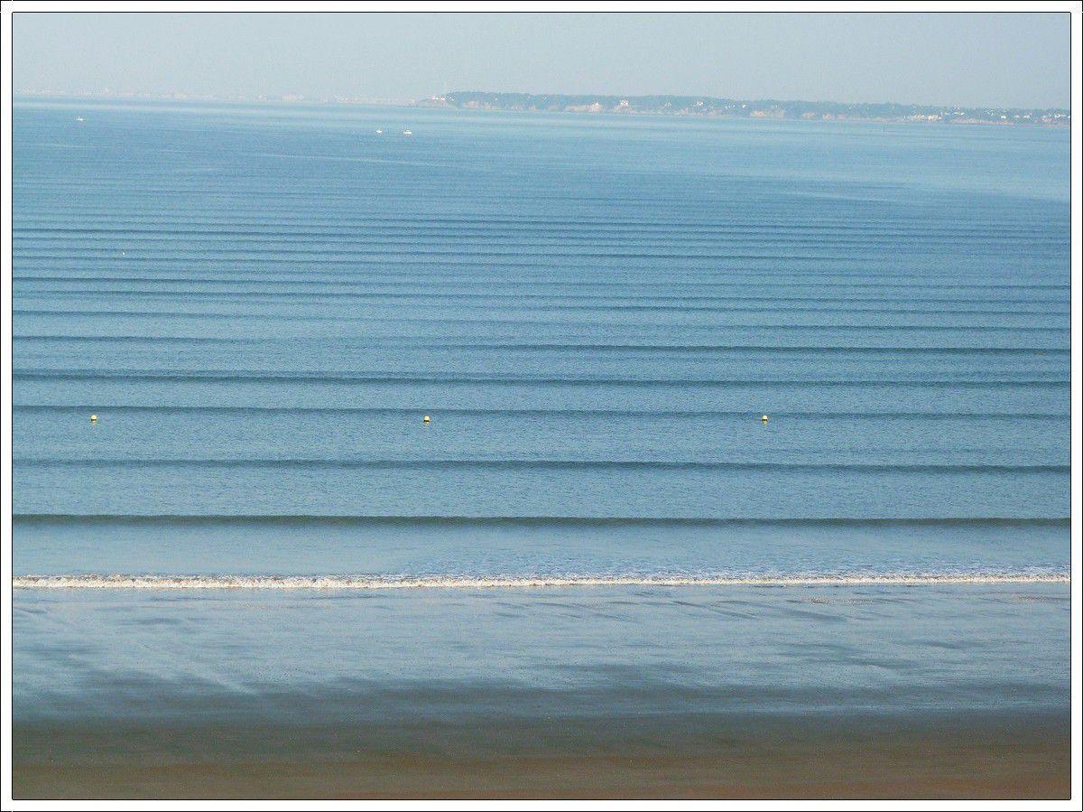 De  jolies  vagues  parallèles !