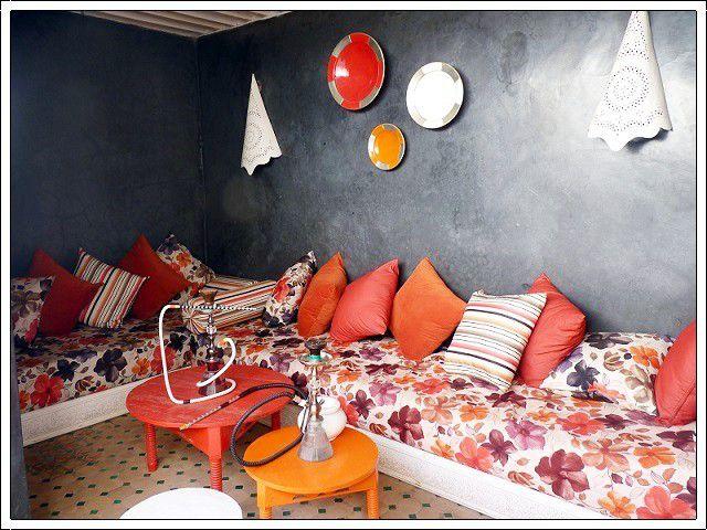 Un beau riad en  plein coeur  de  Fès  au Maroc !