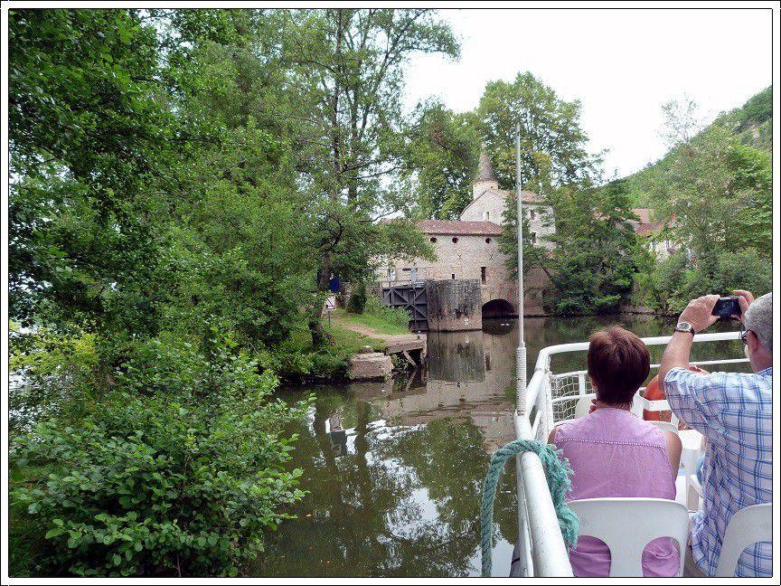 Cahors et  son fameux  pont  Valentré !