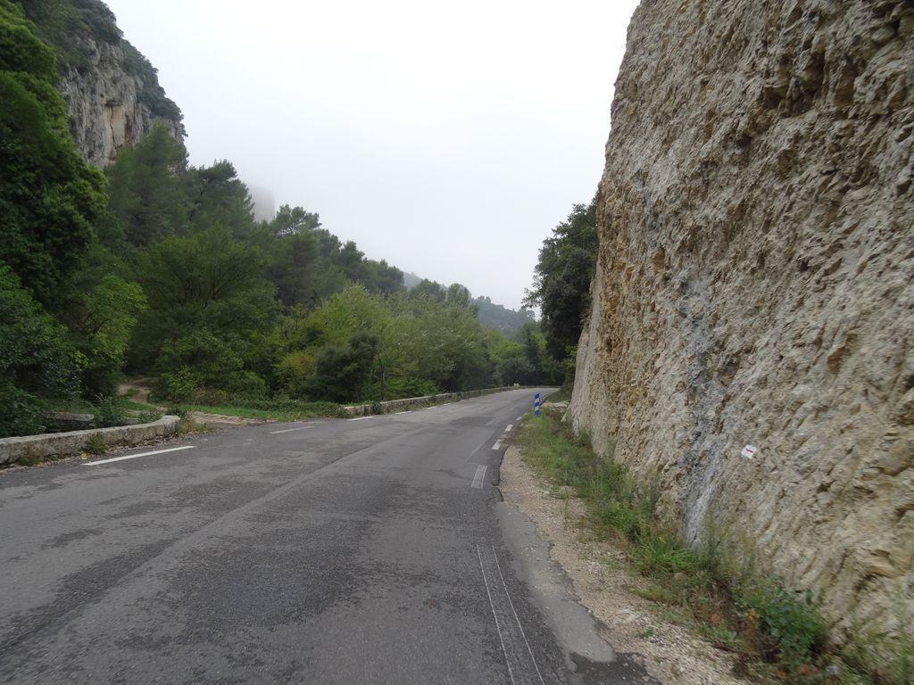 Autour du marathon, les villages du Lubéron