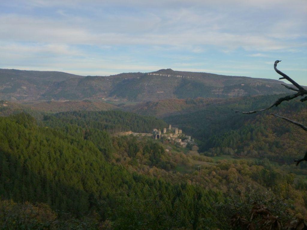 Le chateau de St Michel