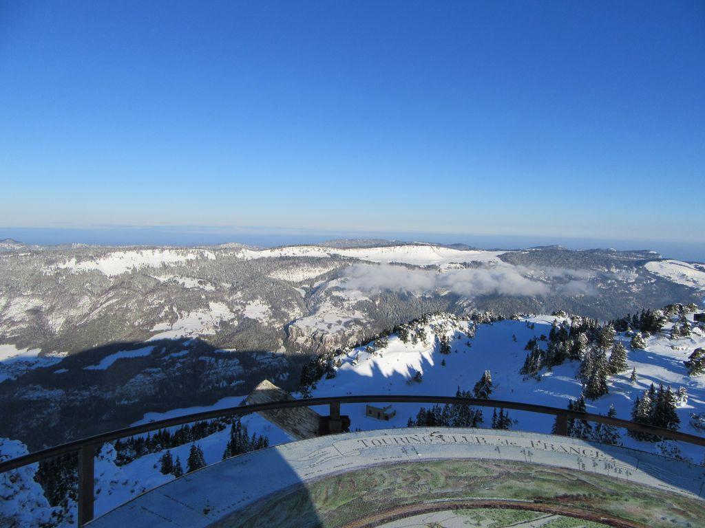 Le sommet est atteint après environ 1h40 pauses comprises