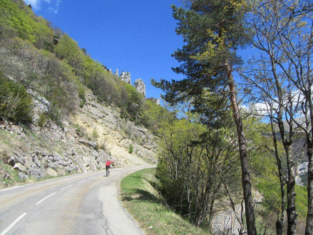 Chamaloc et la Col du Rousset
